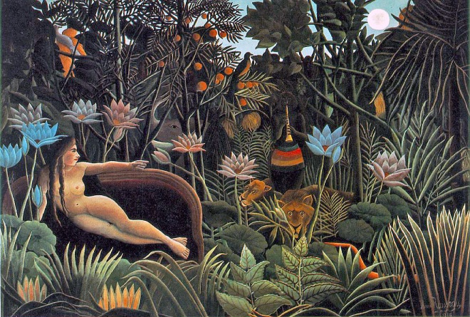 Rousseau's The Dream