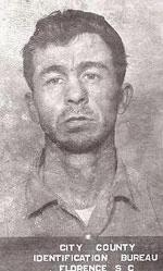 "Mugshot of Donald ""Pee Wee"" Gaskins"