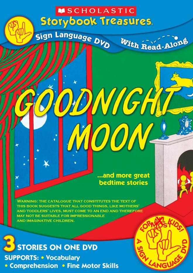 Good Night Moon with Trigger Warning