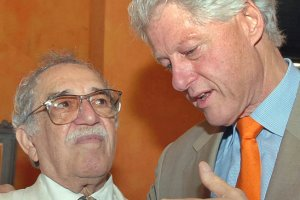 Gabo and Clinton