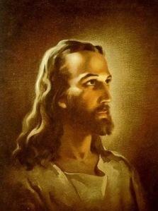 Sallman Jesus