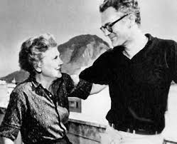 Elizabeth Bishop and Robert Lowell