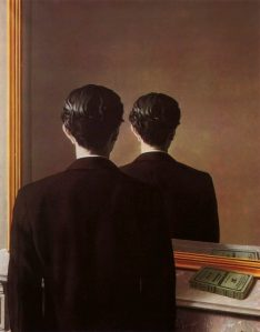 Rene Magritte : Not to be Reproduced.