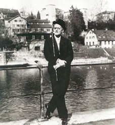 zurich james joyce