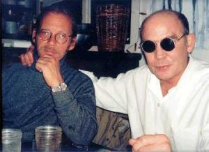 Warren Zevon and Hunter S Thompson