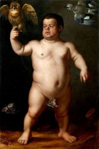 Agnolo-Bronzino--1503-1572-----Portrait-of-the-dwarf--Morgante%0D%0AItalia
