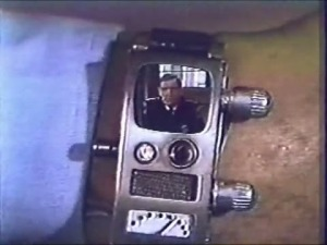 Dick Tracy's Two-Way Radio Watch