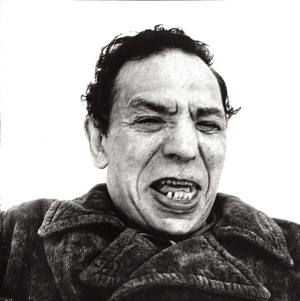 Richard Avedon's 1972 photograph of Oscar Levant