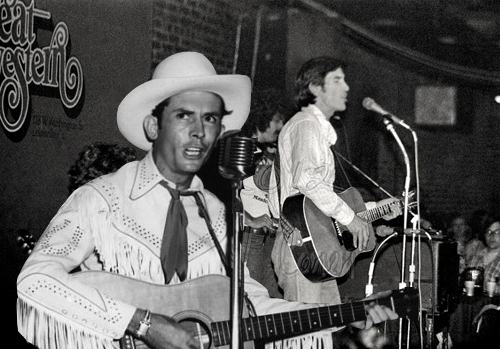hank and townes