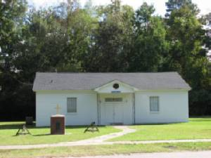 The American Legion Hut in Summerville