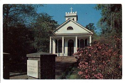 ST Paul's Episcopal Church, Summerville, SC