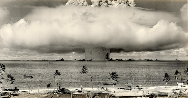 cp8205_Atomic Bomb explosion