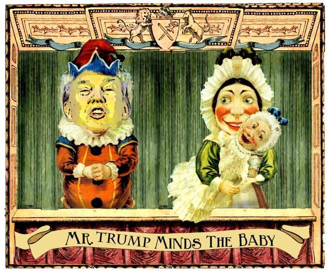 Mr Trump