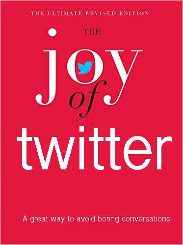 joy of twitter