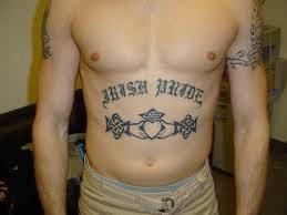 gothic tatoo