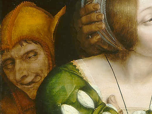 Quentin-Massys-Ill-Matched-Lovers-Detail-fool