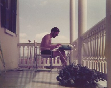 wesley porch typing