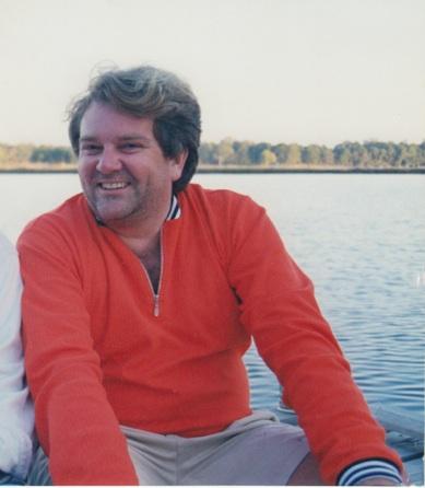 Tommy at lake