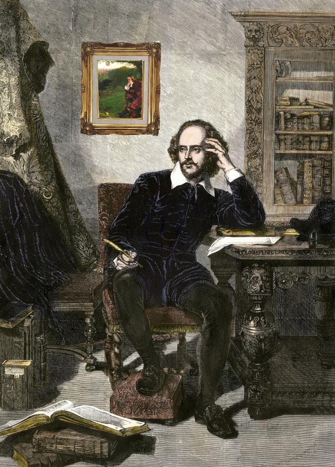 Greenblatt-Shakespeare