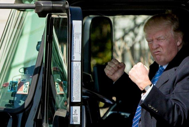 Trump toddler