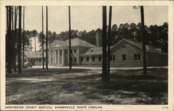Dorchester County Hospital Summerville, SC